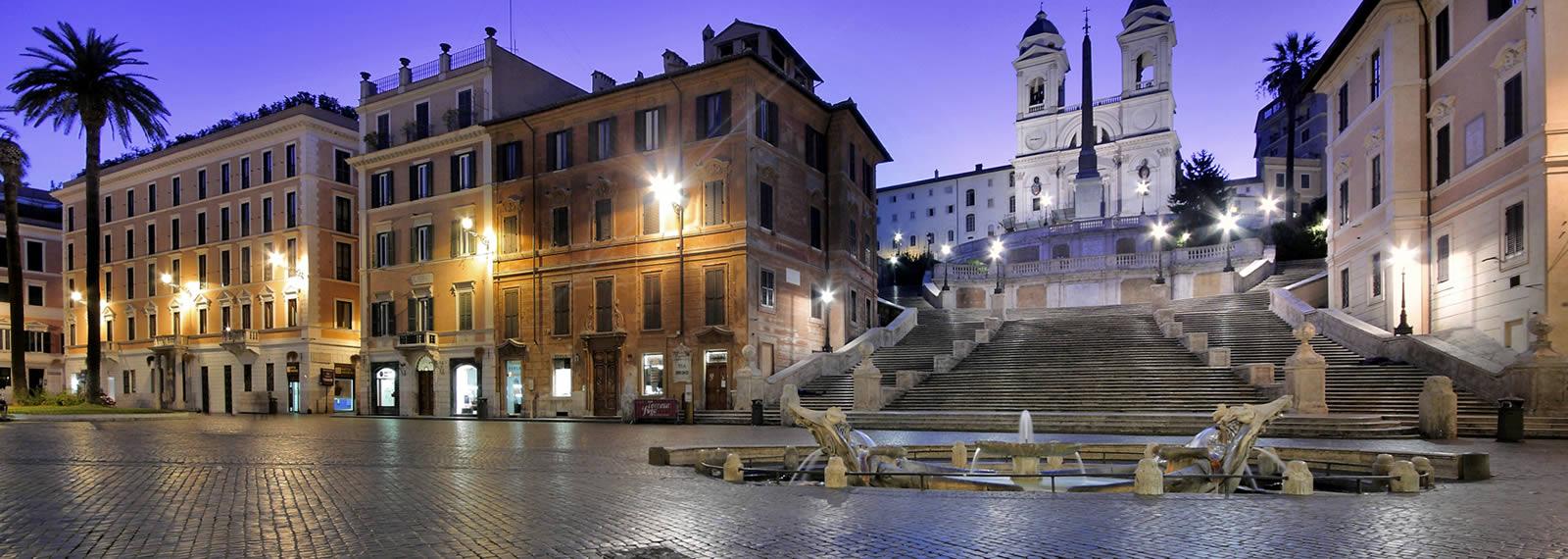 Suites Rome Luxury Suites Rome Spanish Steps