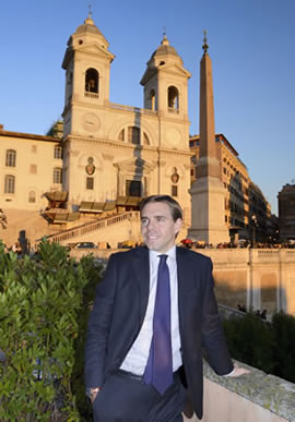 Manager Internazionale Domus Rome Hotel