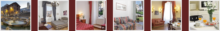 Photo Gallery Internazionale domus Rome Suites