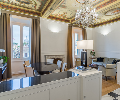 Pierret Deluxe Suite